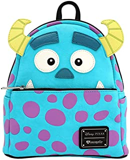 Loungefly Sully Faux Leather Mini Backpack Standard