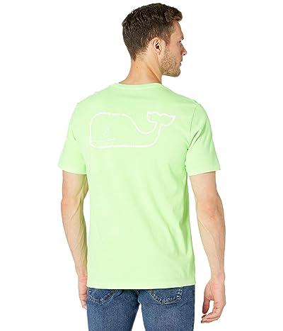 Vineyard Vines Short Sleeve Garment Dyed Vintage Whale Pocket T-Shirt