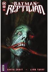Batman: Reptilian (2021-) #3 Kindle Edition
