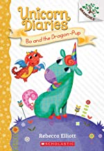 Bo and the Dragon-Pup: A Branches Book (Unicorn Diaries)