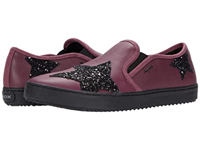 Geox Kids Kalispera 43 (Big Kid) (Prune) Girl