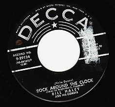 Rock Around the Clock / Thirteen Women b/w Shake, Rattle, and Roll /A. B. C. Boogie (45 RPM EP)