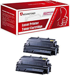 Awesometoner Compatible 2 Pack ML-1650D8 ML-6060D6 Toner Cartridge for Samsung ML-1440 ML-1450 ML-1451N ML-1650 ML-1651N ML-6060 Yield 6000 Pages