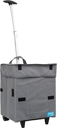 White Magic WM-HCPL Handy Cart Trolley Bag, Platinum