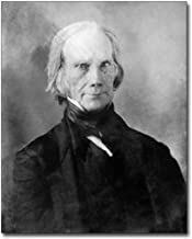 Senator Henry Clay Daguerreotype Portrait 8x10 Silver Halide Photo Print