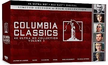 Columbia Classics 4K Ultra HD Collection Volume 2 Anatomy of a Murder / Oliver! / Taxi Driver / Stripes / Sense and Sensib...