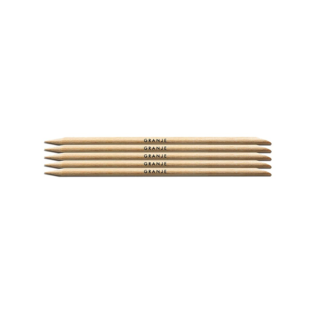 のり水曜日木材GRANJE(グランジェ) WOOD STICK ウッドスティック [セルフジェルネイル/ネイルツール]