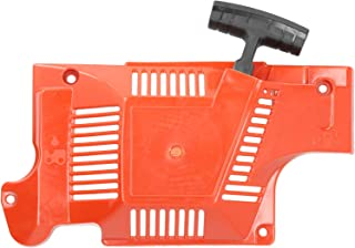 Arrancador de Motosierra, Dispositivo de Montaje de arrancador de tracción Compatible con Motosierra Adecuado para Modelo Hu-sqvarna 55 Rancher 50 51 EPA/EU1