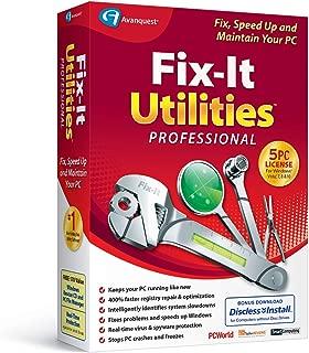avanquest fix-it utilities