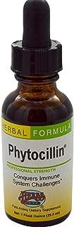 Phytocillin Herbs Etc 1 oz Liquid