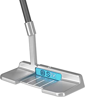 Best S7K Standing Putter for Men and Women –Stand Up Golf Putter for Perfect Alignment –Legal for Tournament Play –Eliminate 3-Putts Review