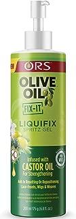 ORS Olive Oil FIX-IT Liquifix Spritz Gel 7 Ounce