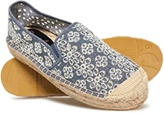 Superdry Polly Womens Shoes Blue