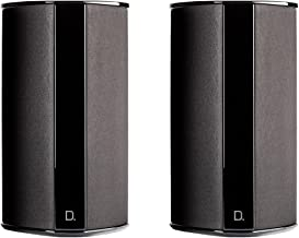 Definitive Technology SR9080 High-Performance Bipolar Surround Speakers - (Pair) Black