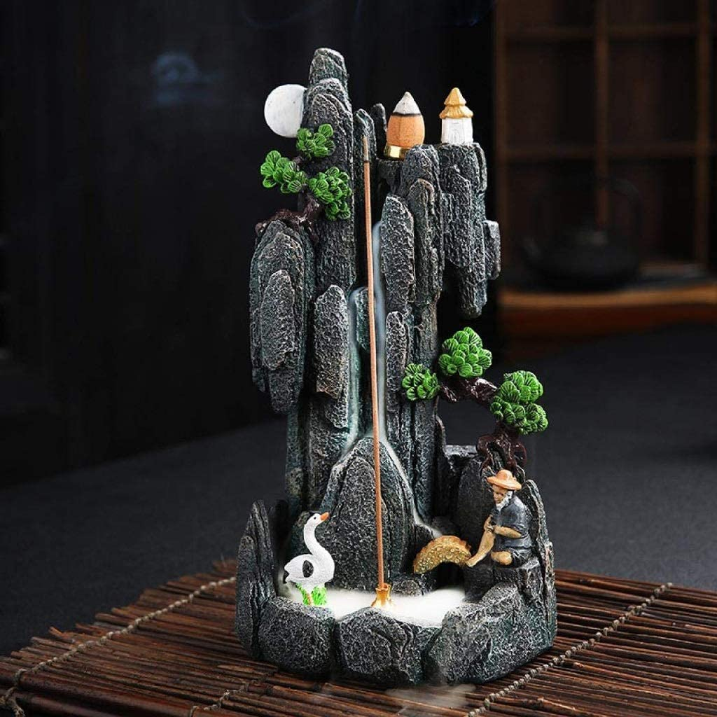 Incense Landscape