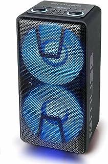 Muse M-1805 DJ Enceinte Portable Enceinte Portable stéréo Noir
