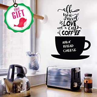 Best coffee wall decals Reviews