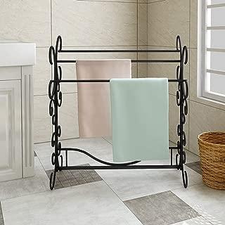 Best free standing hand towel rack for bathroom Reviews