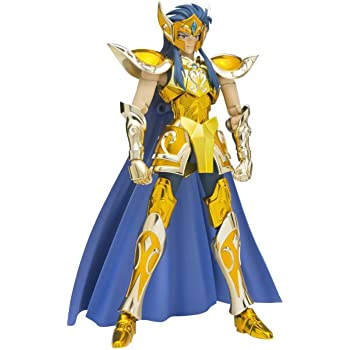 "Bandai Tamashii Nations Saint Cloth Myth EX Aquarius Camus ""Saint Seiya"" Action Figure"