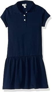Gymboree Big Girls' Short Sleeve Uniform Polo Dress