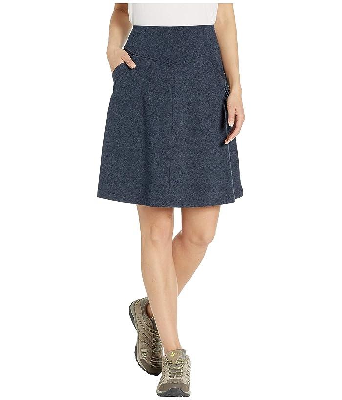 Prana Adella Skirt (Nautical) Women