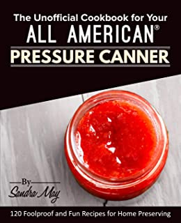 all american canner recipes
