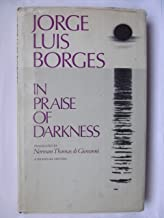 In Praise of Darkness (English and Spanish Edition)