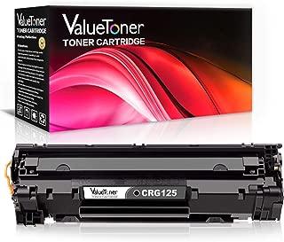 Valuetoner Compatible Toner Cartridge Replacement for Canon 125 CRG-125 Compatible with ImageClass MF3010, LBP6030w, LBP6000 Laser Printer (Black, 1 Pack)