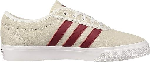 Crystal White/Collegiate Burgundy/Footwear White