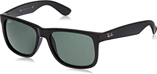 Ray-Ban RB4165 Justin Rectangular Sunglasses