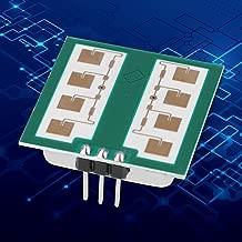 CDM324 24GHz Microwave Radar Sensor Module, Smart Microwave Body Induction Module Switch Module Intelligent Sensor, 5.5V Radar Detector