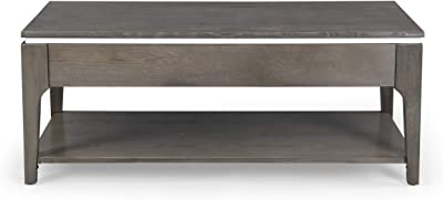 Christopher Knight Home Cherie Coffee Table, Gray