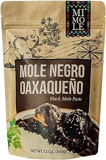Mi Mole Negro Oaxaqueno, Black Mole Paste, 12 Oz