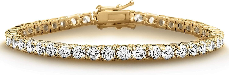 MIA Direct stock discount SARINE 7.25 Popular brand in the world Inch Cubic Tennis Zirconia Women for Bracelet
