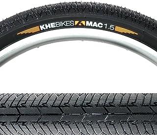 KHE MAC1.5 STREET 20 x 50mm Folding Black Tire (pair)