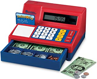 cash register with scanner kids