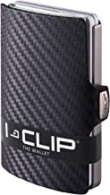 I-CLIP ® Cartera Carbon, Metallic-Grey (Disponible En 2 Variantes)