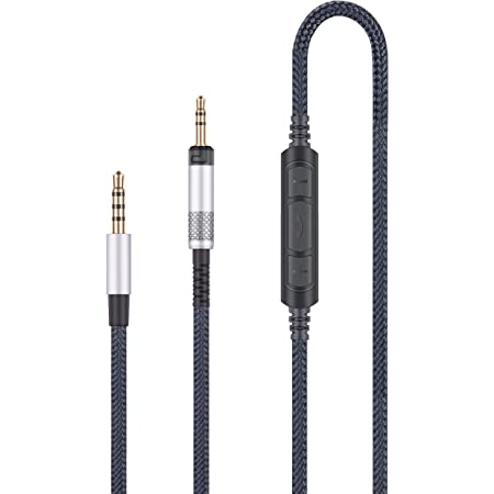 NewFantasia Replacement Audio Upgrade Cable Compatible with Audio Technica ATH-M50x ATH-M70x ATH-M40x ATH-M60X Headphones 3meters//9.9feet