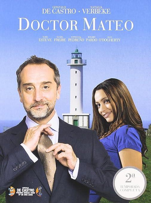 Doctor mateo (2ª temporada) [DVD]