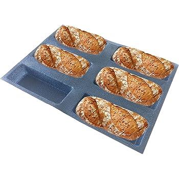 Silicone Challah Braid Bread Mold Bakeware No Shaping Required Medium 2-Pack Perfect Challah Braided Baking Mold Pan