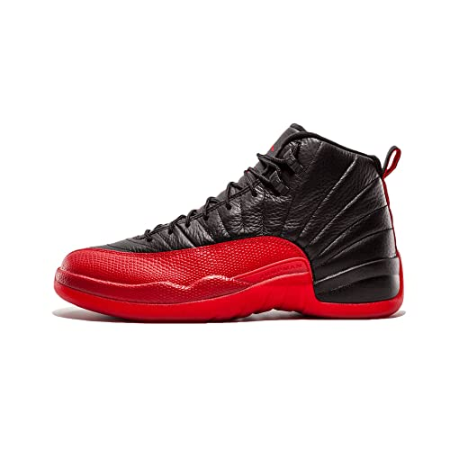 super popular e23f5 bdabe Air Jordan 12 Retro - 130690 002 Black Varsity Red 10 D(M)