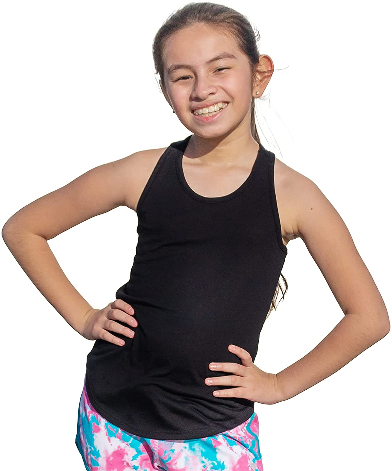 Colosseum Girls Mila Racerback Max 80% OFF Tank Recommendation