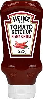 Heinz Tomato Ketchup Fiery Chili - 255 gm