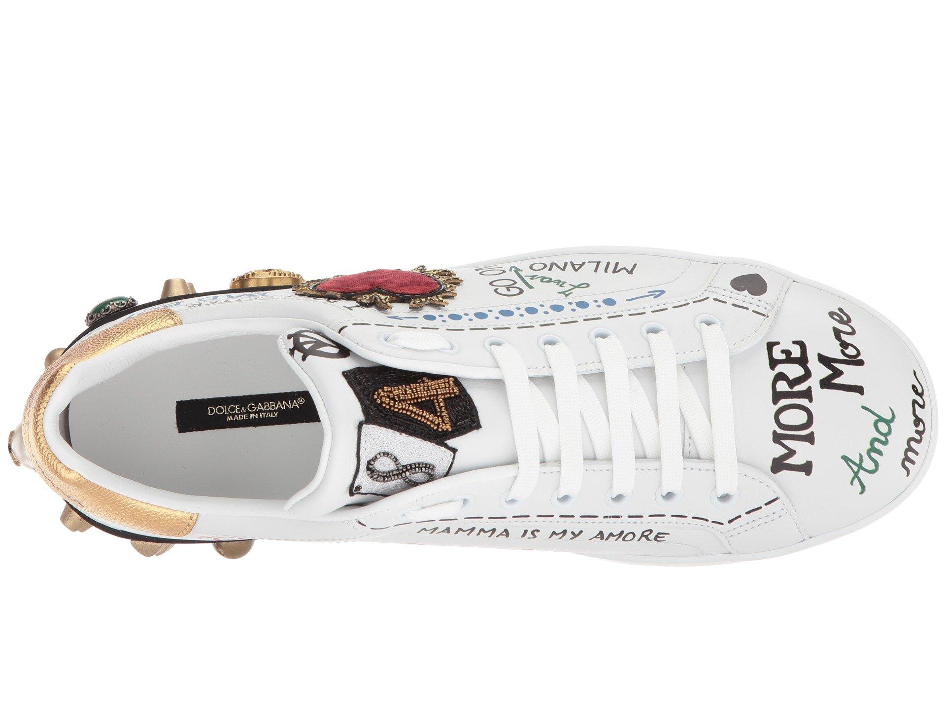 Acheter Prix Pas Cher Bas Acheter Pas Cher Vraiment Dolce & Gabbanagothic Sneaker Coeur Par Carte De Crédit En Ligne Site Officiel Vente MxVIBTY9cf