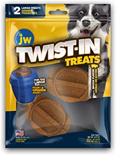 JW Large Refill Treat, Chicken, 2pk