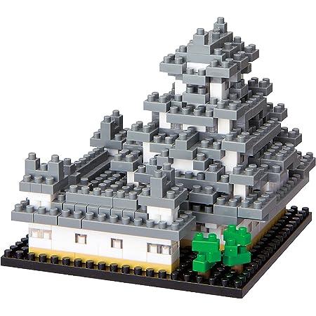 ナノブロック 姫路城 NBH-018