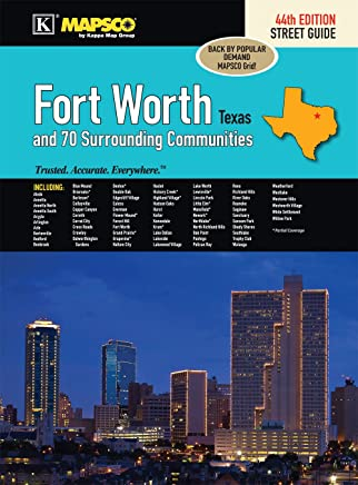 Fort Worth, TX Street Guide