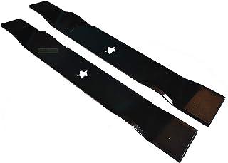 Juego de cuchillas de 107 cm para cortacésped HUSQVARNA, PARTNER POULAN 134149 133128