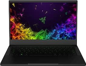 Razer Blade Stealth 13.3in Thin, Light Gaming Laptop - Slim Bezel Full HD - NVIDIA GeForce MX150 - Intel Core i7-8565U - 16GB RAM - 256GB SSD - Windows 10 - CNC Aluminum (Renewed)
