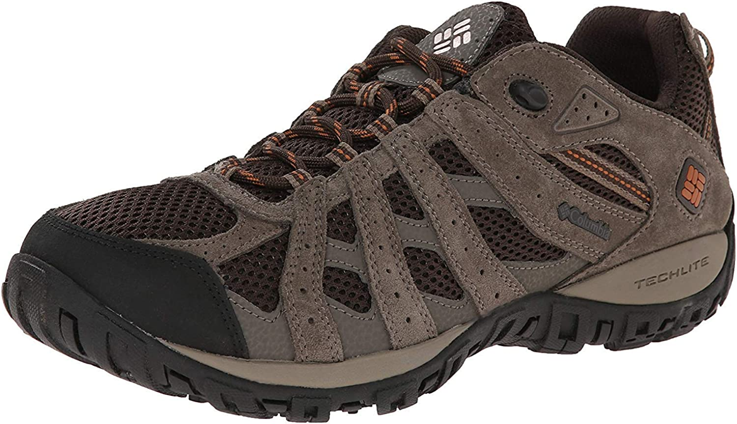 New Orleans Mall Columbia Men's Outstanding Redmond Hiking Shoe Low